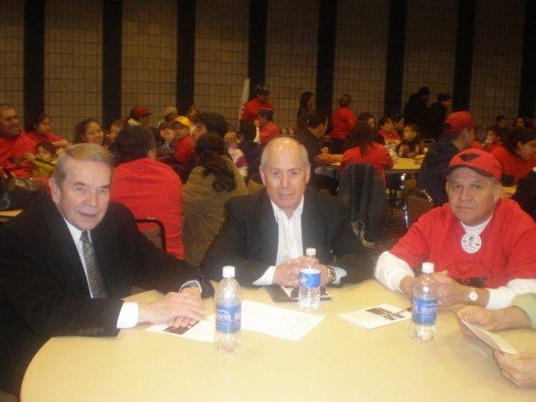 Congressman Dale Kildee & Baldemar Velasquez Farm Labor Organizing Committee, AFL-CIO