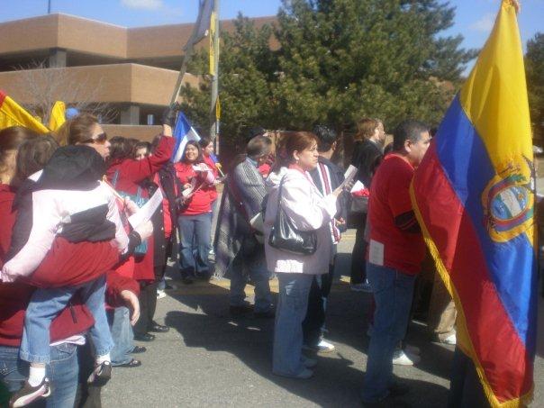 La Comunidad Hispana, Hispanic Community
