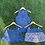 Thumbnail: Lucky In Love Stitch in Time Tennis Skirt