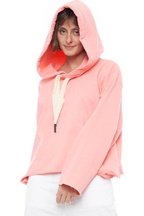 Sandrine Rose pink Hoodie