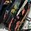 Thumbnail: Sandrine Rose tie dye zip hoodie