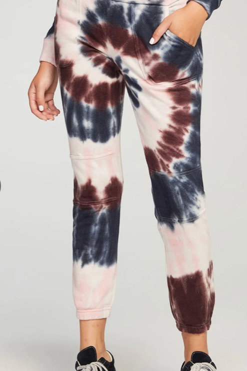 Chaser tie dye pant