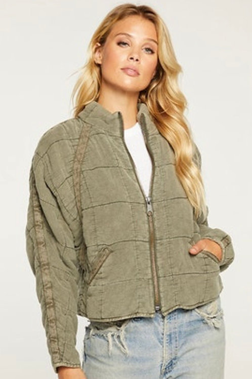Chaser Quilted Jacket