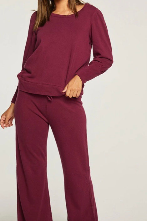 Chaser Wide Leg Lounge Pant