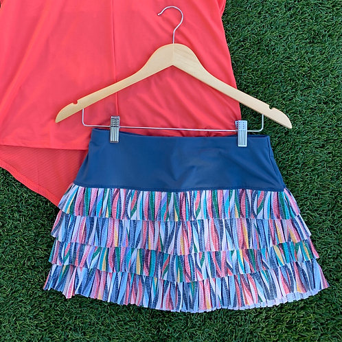 Lucky In Love Stitch in Time Tennis Skirt