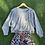 Thumbnail: Bubble Rainbow Cheetah Tennis Skirt