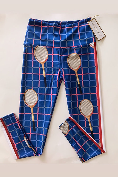Goldsheep Tennis Plaid legging