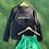 Thumbnail: Bubble Ruffle Tennis Skirt