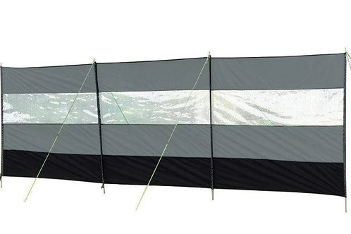 Charcoal Compact Vision Windbreak