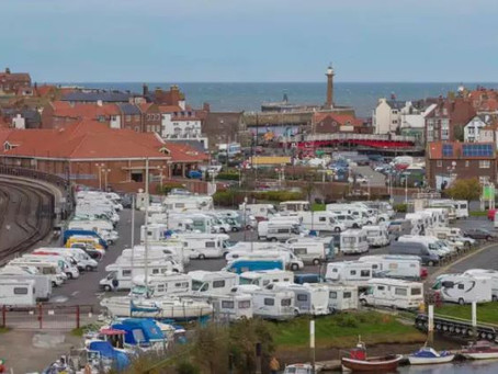 Council considers action to halt overnight sleeping in Whitby car parks