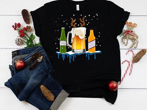 Christmas Beer T-Shirt