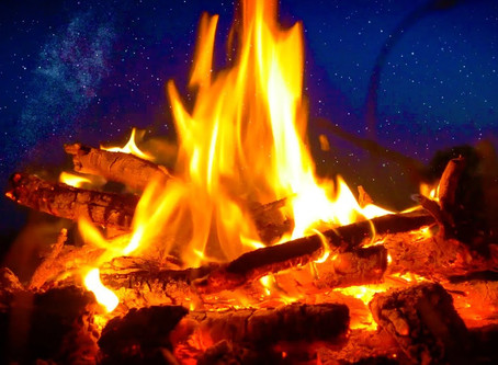 Everything you need to know when building a campfire!