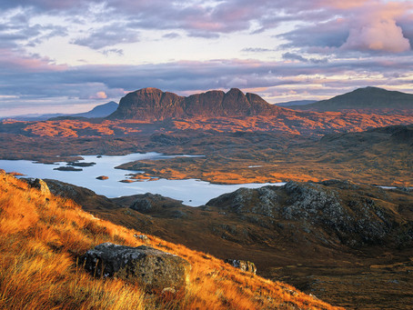 The Scottish Highlands In Autumn - Photo Gallery