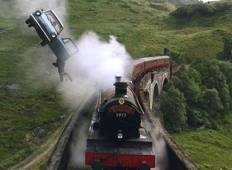 Harry Potter lovers...you'll wanna see these spots!