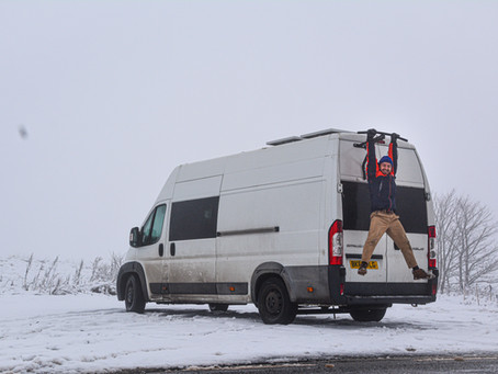Citroen Relay L4H4 Conversion