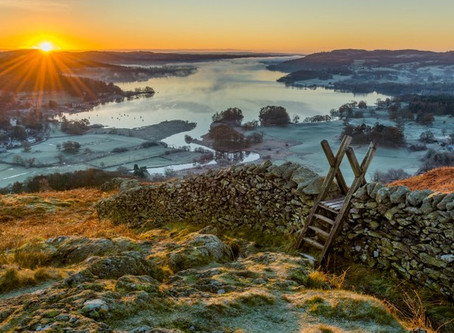 Best walks in the Lake District National Park