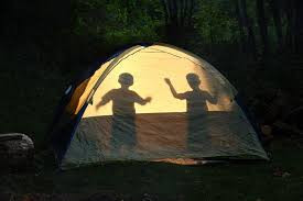 Camping with kids - Packing Tips!