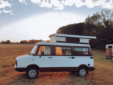 Betty The Campervan