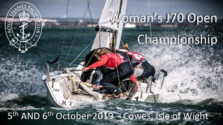 Women's J70 Open Championship