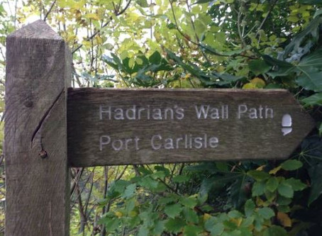 Hadrian's wall - Route, stops and places to visit