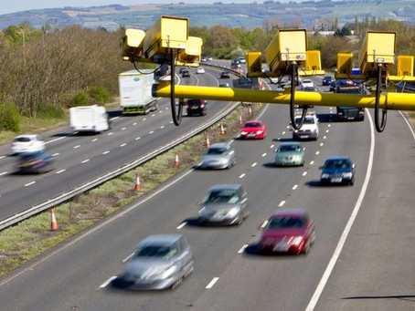Motorway drivers who go over 70mph limit WILL be fined