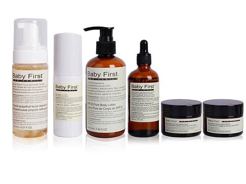 Sunblock Skin Care Package