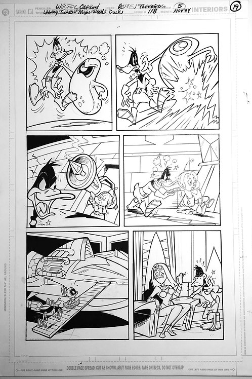 Looney Tunes #118 - Interior Page