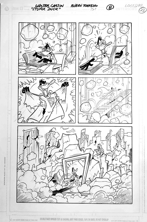 Looney Tunes #129 - Interior Page
