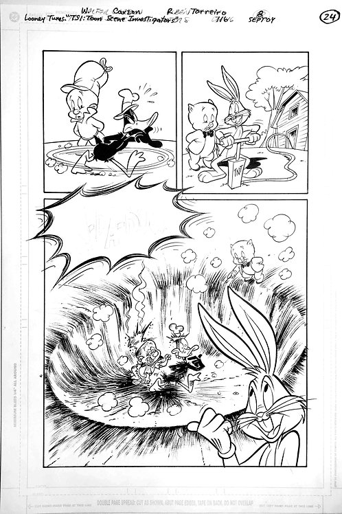 Looney Tunes #116 - Interior Page