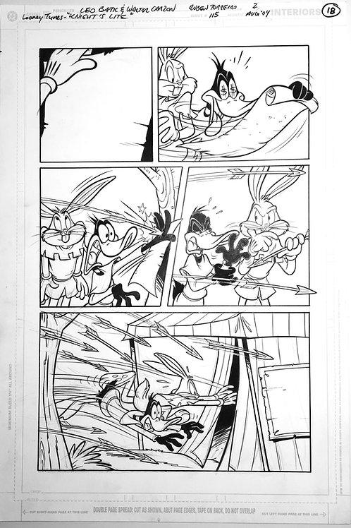 Looney Tunes #115 - Interior Page