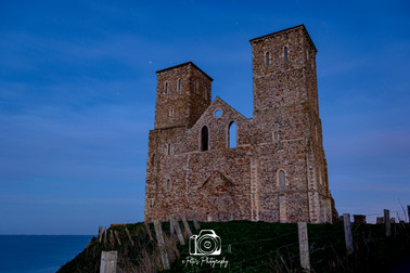 2. Starry Reculver Towers