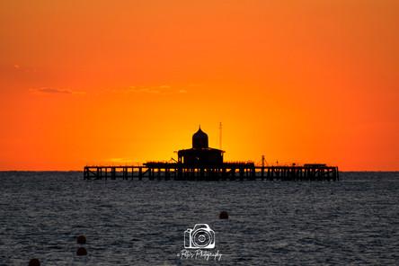 Pier Head Sunset 4