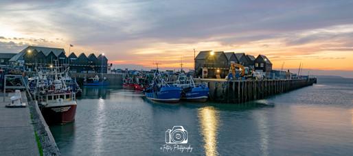 Harbour Sunset 1