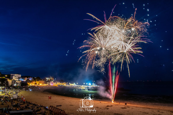 Broadstairs Fireworks