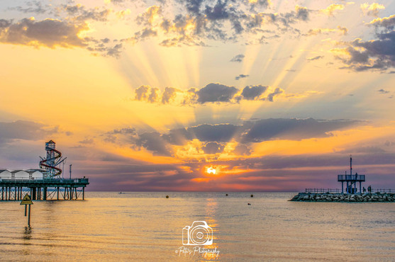 Harbour Sun Rays