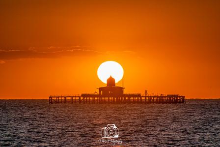 Pier Head Sunset 2