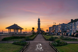 Clock Tower Sunrise