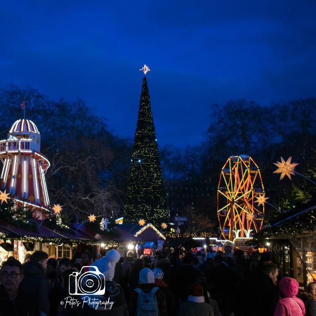Hyde Park @ Christmas Time