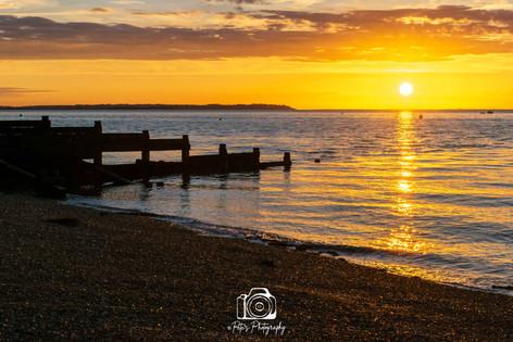 2. Whitstable Beach Sunset