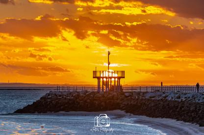 Neptunes Sunset
