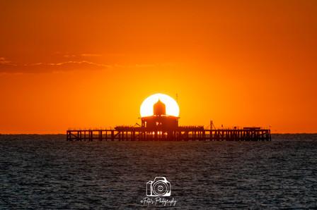 Pier Head Sunset 3