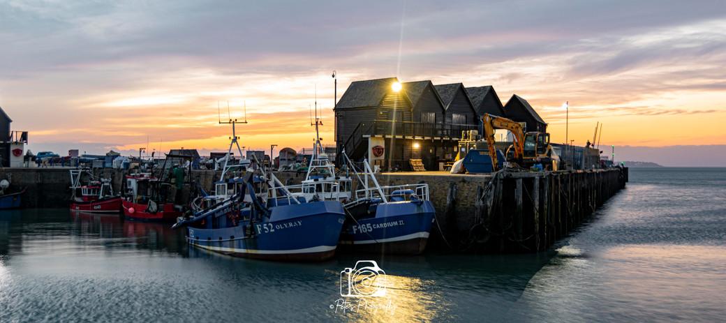 Harbour Sunset 2