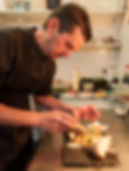 Previous Head Chef Paul