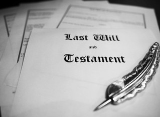 You May Soon Be Able to Sign Your Will Electronically