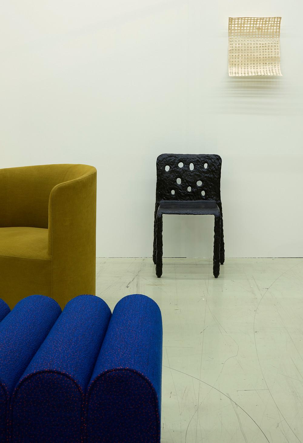 FAINA design, chair ZTISTA at Stockholm Furniture Fair