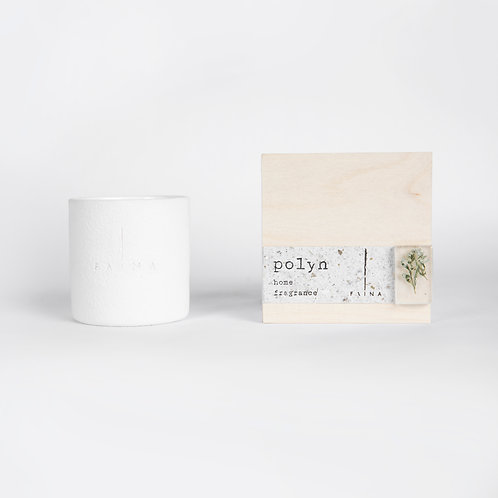POLYN scented candle