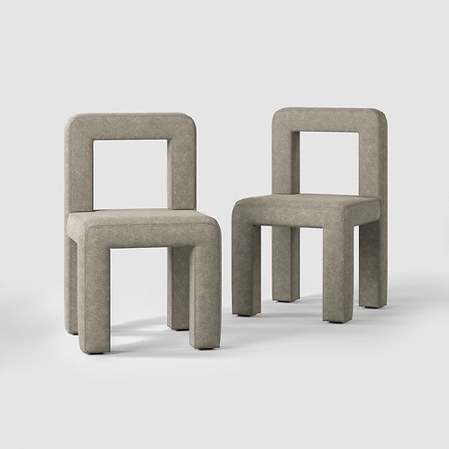 TOPTUN set of chairs