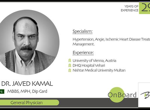 OnBoard | Dr. Javed Kamal | General Physician.