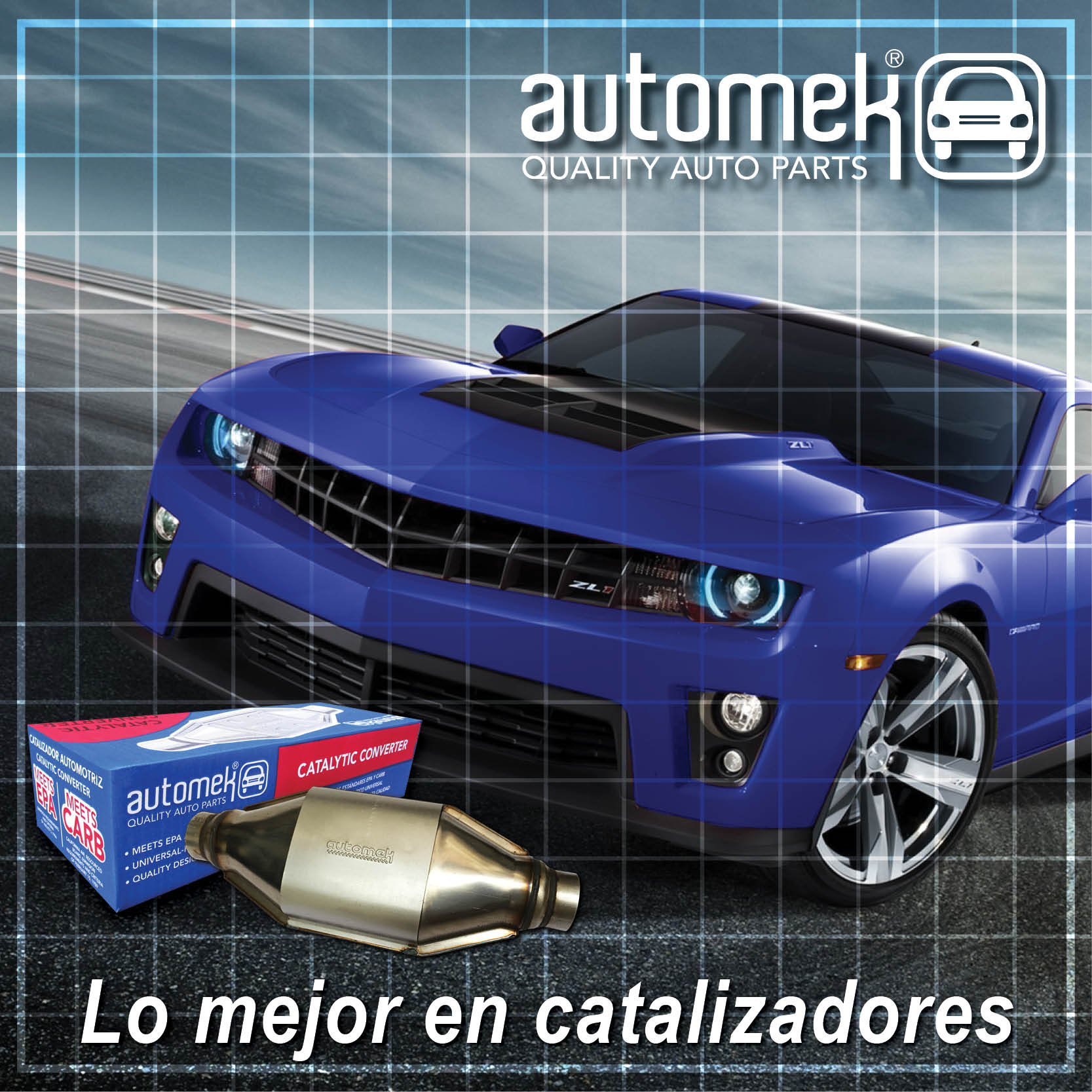Catalizadores Automek