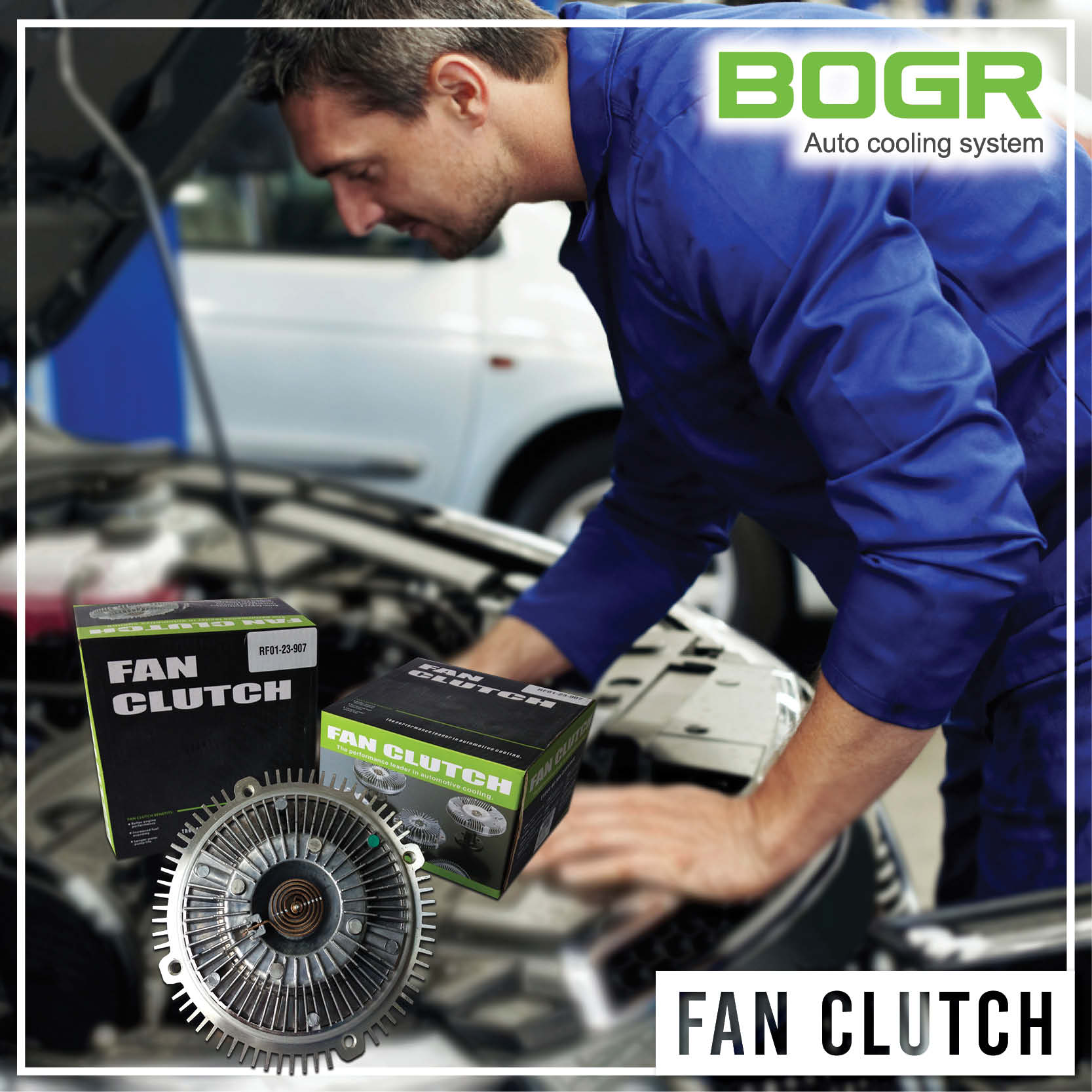 19- FB- Fan Clutch